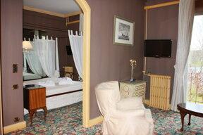 Suite balnéo coté lac Hôtel Le Lac