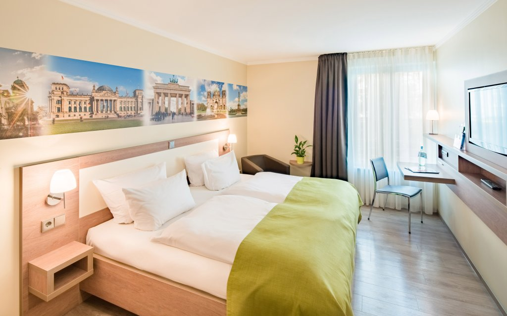 BEST WESTERN Hotel Kantstrasse Berlin Doppelzimmer