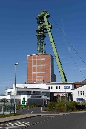 Gebäude EBW über Tage c K+S