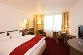 Zimmer Doppelbetten