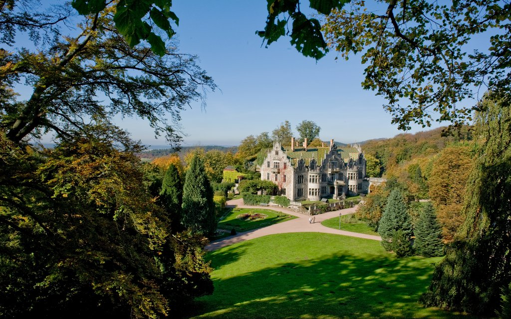 Bad Liebenstein Schloss Altenstein
