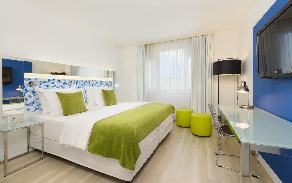 TRYP München City Center Hotel Zimmer Doppelzimmer