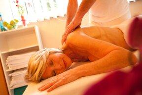 Kurhotel Panland Massage 2013