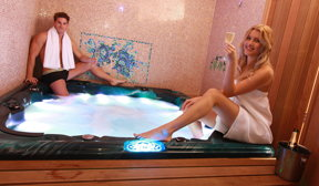 Whirpool-Hotel Zlaty Lev