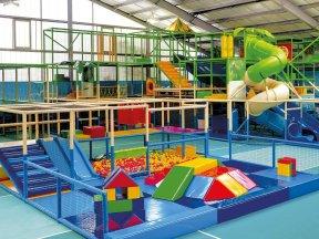 Splash-Indoor-Spielplatz