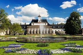 Schloss & Park Pillnitz, Park c Schlösserland Sachsen