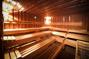 MGladbach Sauna