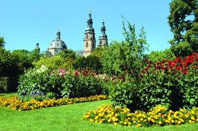 dahliengarten herbst c Tourismus und Kongressmanagement Fulda