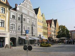 Innenstadt Ingolstadt