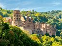 Heidelberg - Urlaub mit Schloss und Herz