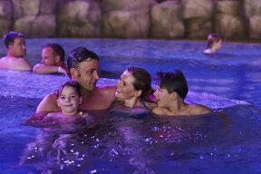 Aqua Mexicana 14 Familie-Jacuzzi