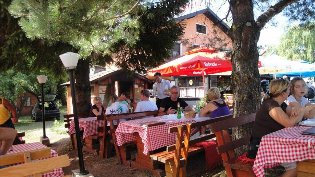 Korenica Haus Vila Velebita Restaurant