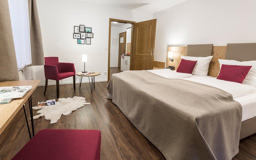Mosbach GreenLine Hotel Lamm Zimmer Doppelzimmer