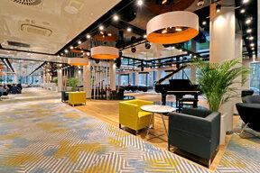 Lounge Hotel Hamilton