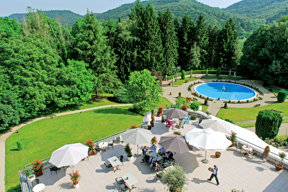 Romantik Hotel Bel Air aussen 5 Foto Hotel