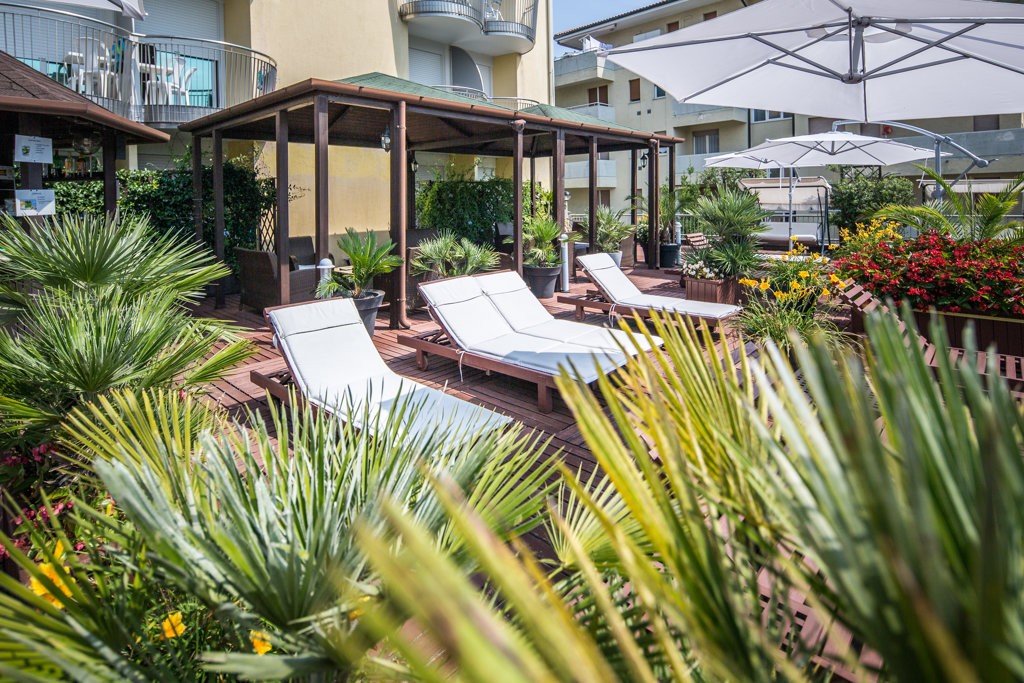 Lignano Park Hotel Terrasse