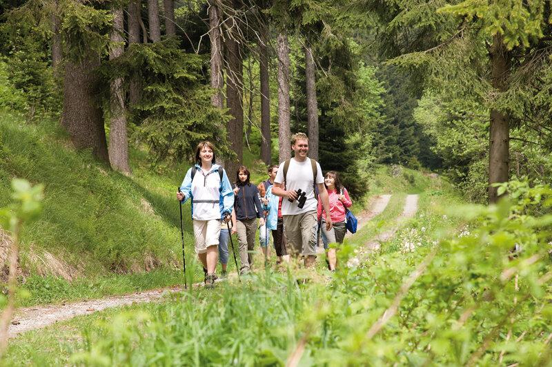 wandern Erzgebirge