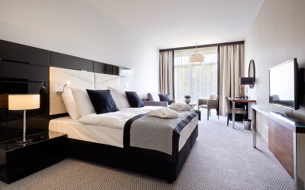 Kolberg Diune Resort Zimmer Doppelzimmer