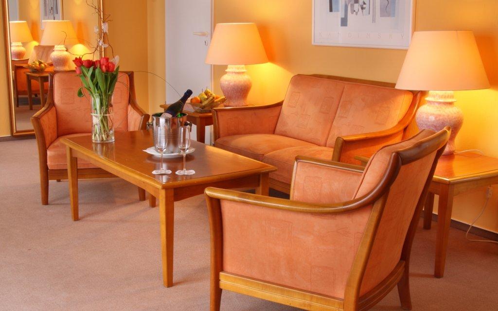 HK Hotel Düsseldorf City Suite