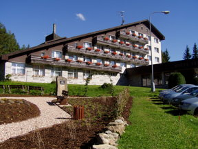 Exterier hotel Srni Sommer 001