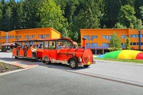 Aqua Park Spindl-Bimmelbahn