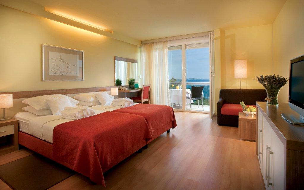 Mali Losinj Hotel Aurora Zimmer Doppelzimmer