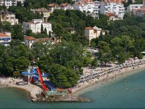 Crikvenica Strand Rutsche c Vila Ruzica
