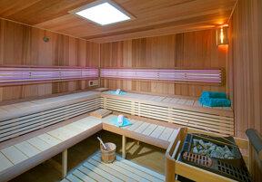 Finische Sauna-Monty