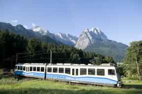 zahnradbahn panorama 1  c Bayerische Zugspitzbahn Bergbahn AG Stefan Herbke