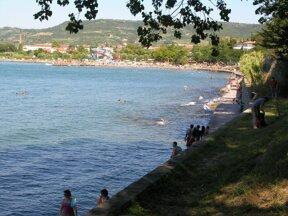 Strand Izola c Belvedere