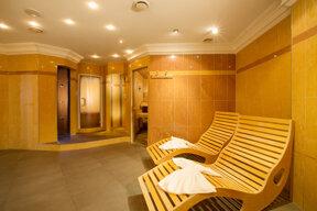 Sauna Gästehaus BelVital