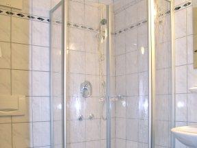 Dusche Gästehaus