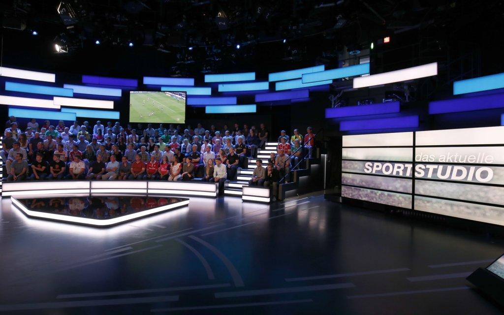 Sendung - das aktuelle Sportstudio