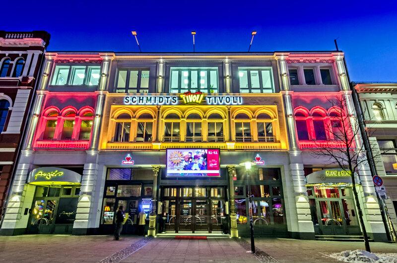 Schmidts Tivoli in Hamburg von außen