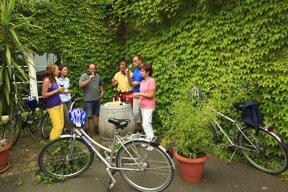 Radtour mit Weinprobe