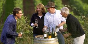 Reisen mit Weinprobe