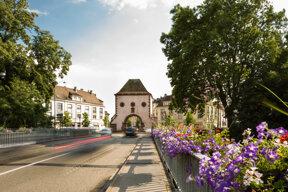Porte   de  Wissembourg c OTP Haguenau