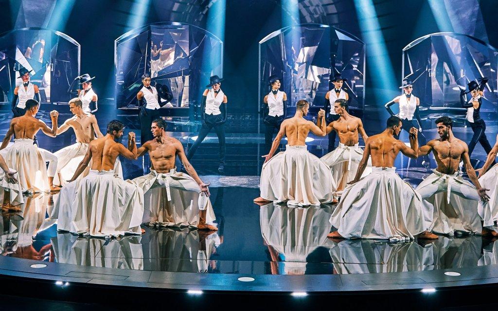 Vivid Grand Show im Franz Friedrichspalast Berlin