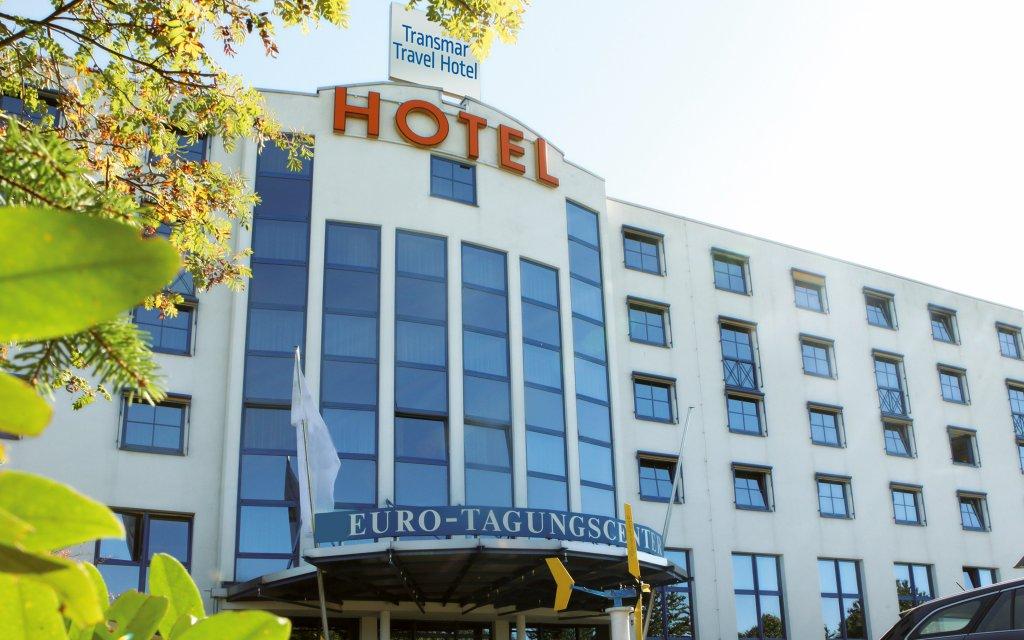 Bayreuth BW Transmar-Travel-Hotel aussen Außenansicht