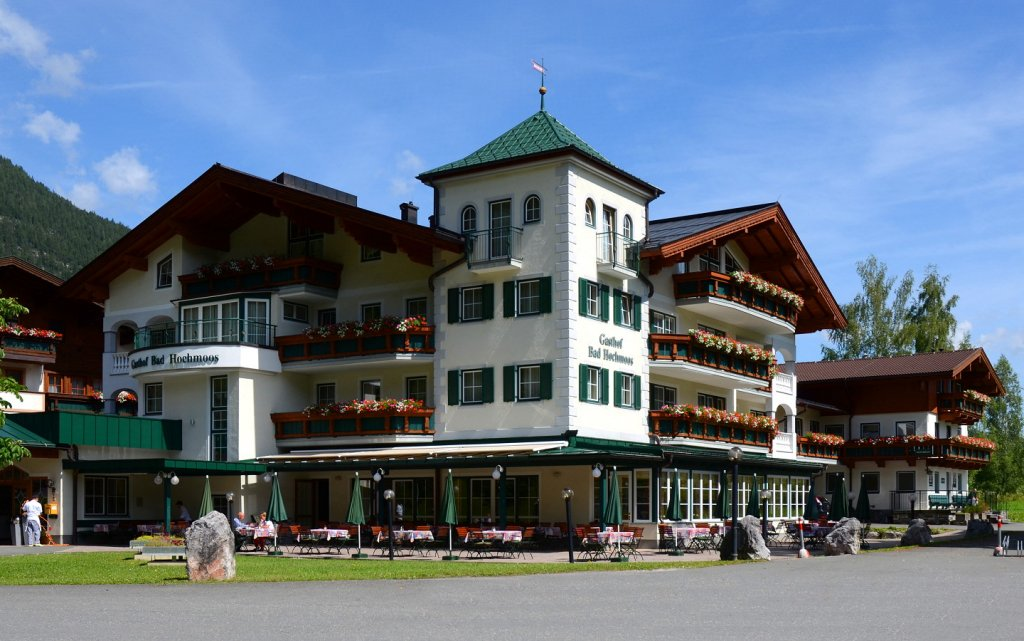Gasthof Bad Hochmoos aussen
