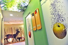 cabine exterieure couloir bo spa