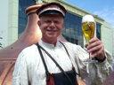 Brauerei-Tour und sächsische Kuchenwunder