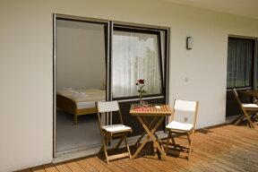 Hotel Schweizerblick Balkon