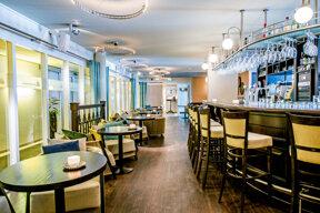 De Kamperduinen Hotelbar Foto Hotel