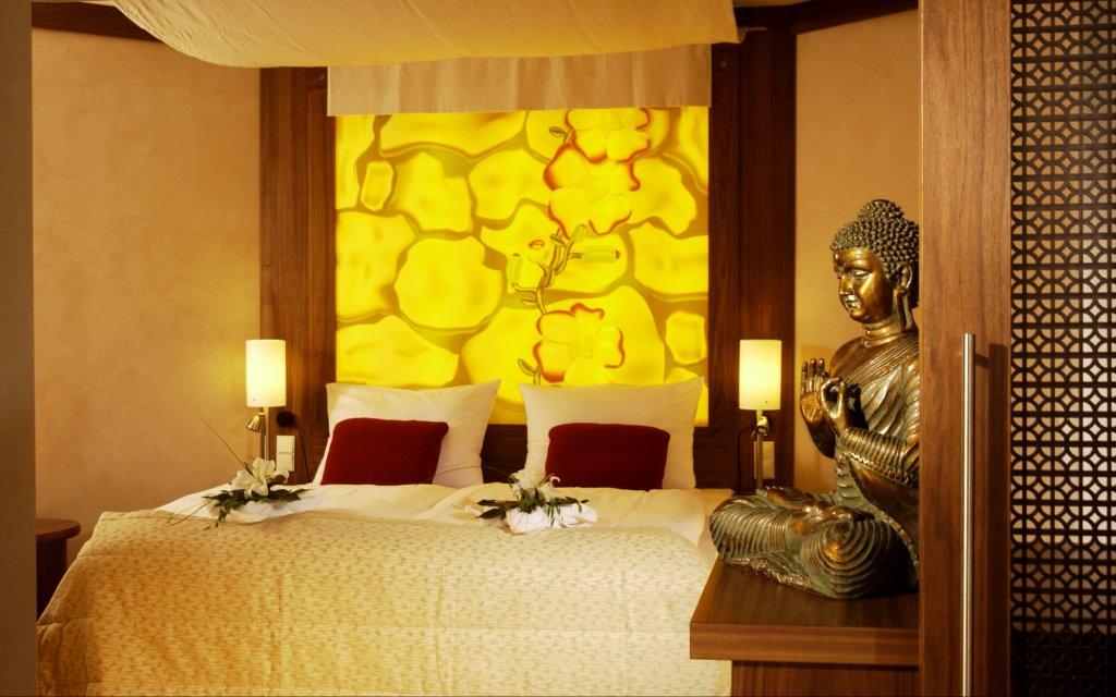 BEST WESTERN PREMIER Castanea Resort Hotel Adendorf Doppelzimmer Wellness